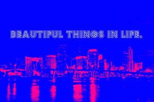 Miami: Beautiful Things In Life by KimmiPandaa