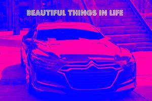 Citroen Metropolis: Beautiful Things In Life by KimmiPandaa