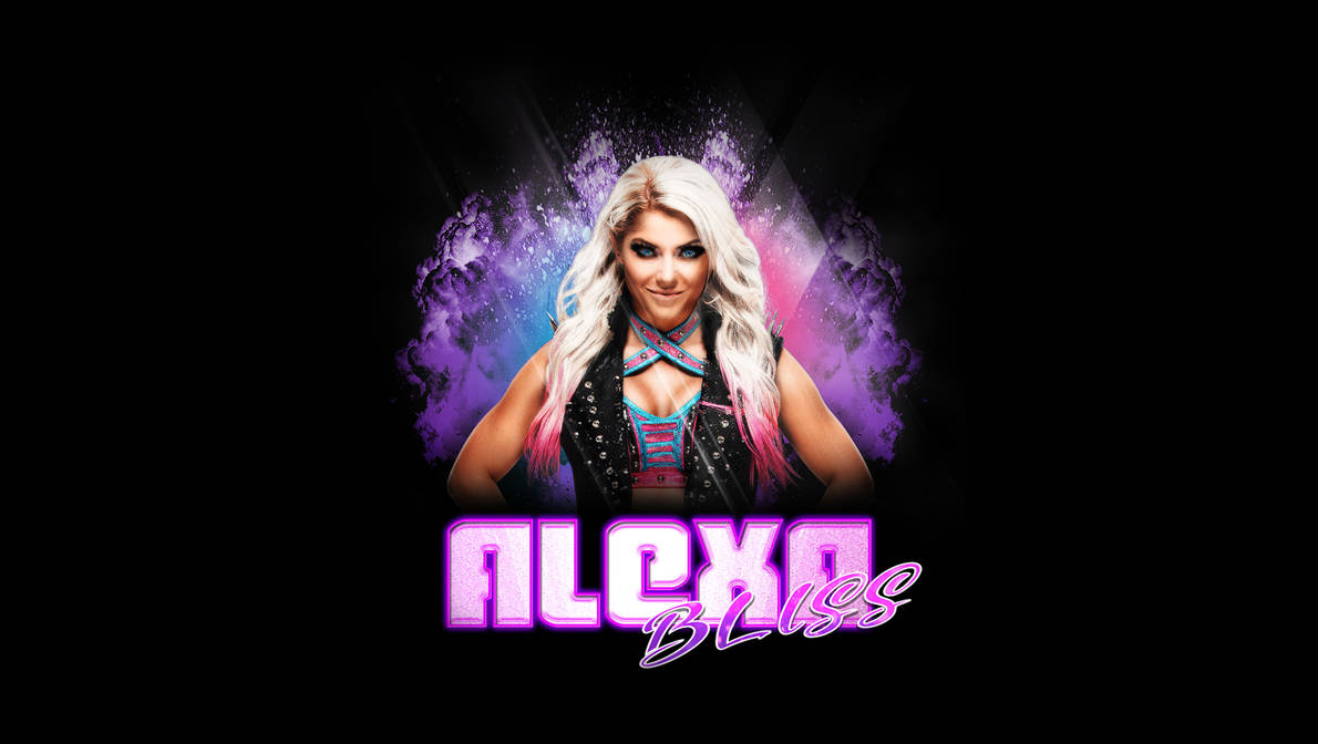 Alexa Bliss Wallpaper By Metallik On Deviantart