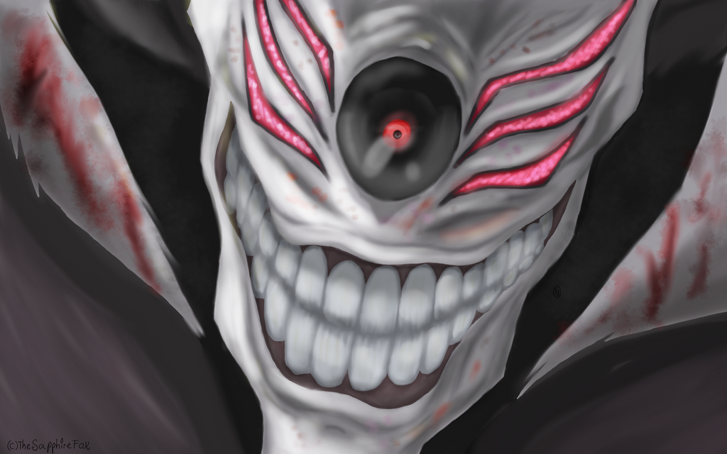Tokyo Ghoul: One Eyed Owl by DizzyT on DeviantArt