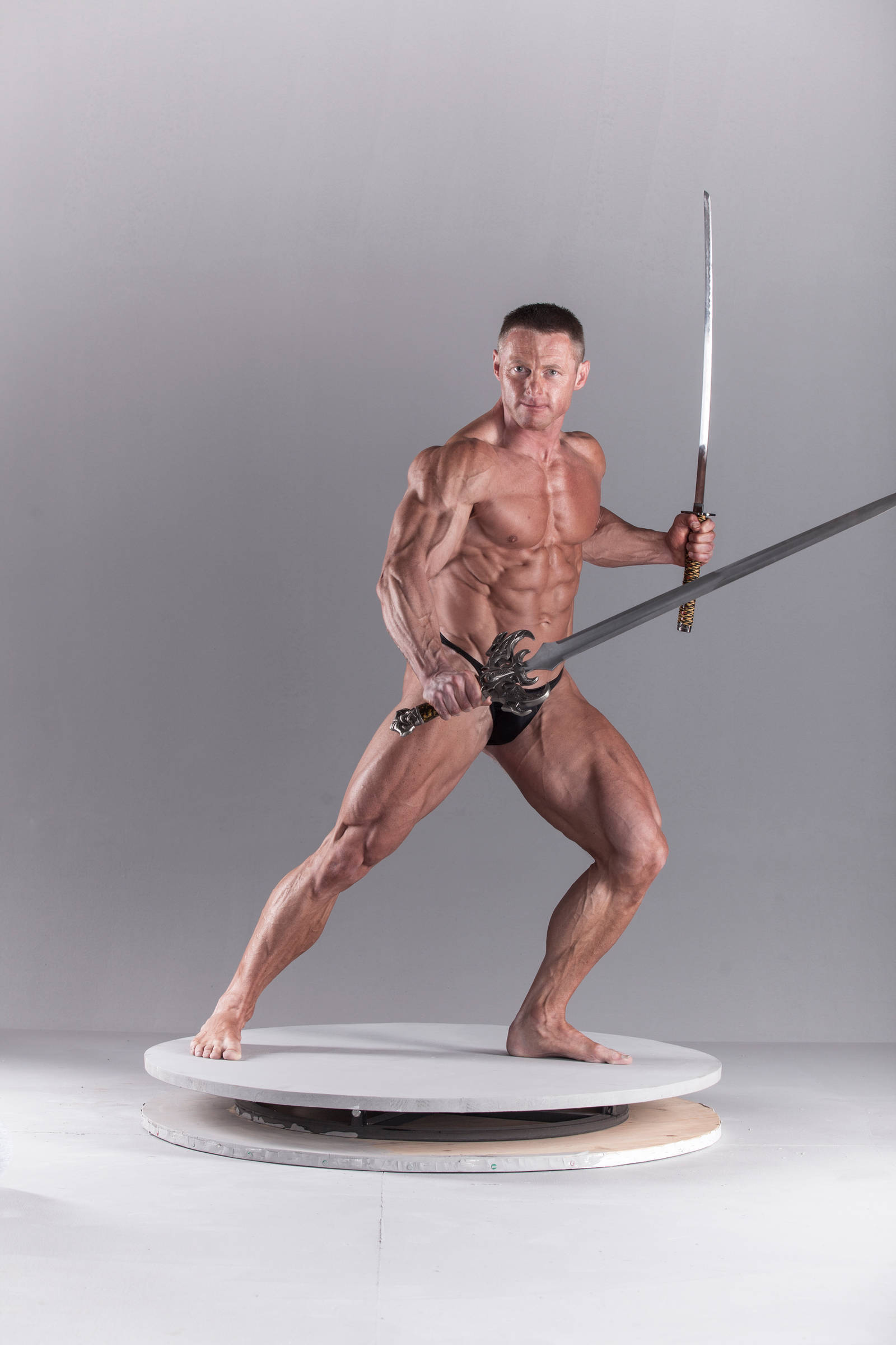 Muscle Man by Ohnisko