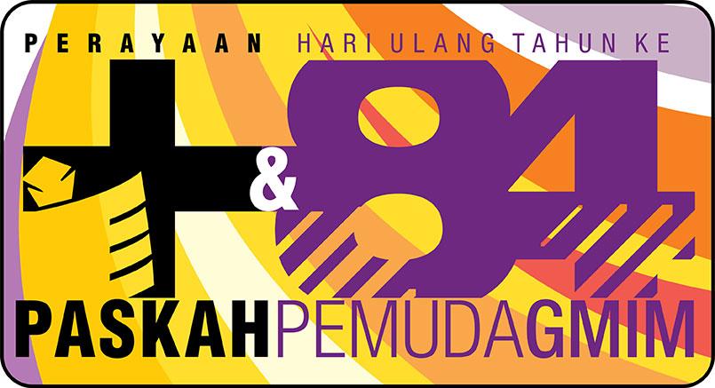 Logo Paskah Pemuda GMIM 2011 by farlydapamanis