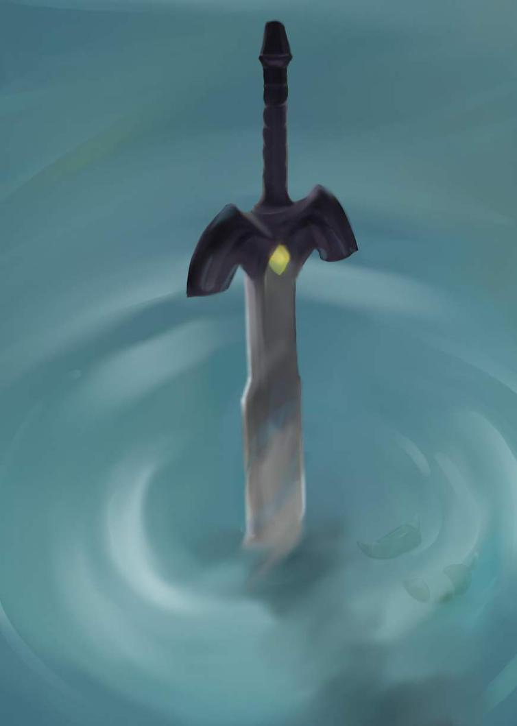 Master Sword by TwilightPrincessFans on DeviantArt