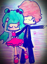 I'll dance for you... by PerfectPluma
