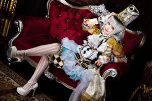 Sakizo Alice World by arashi1102
