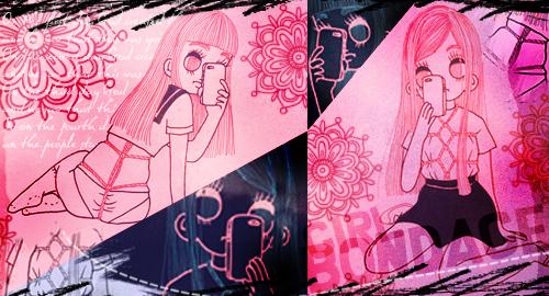 Girl Bondage = Signature by AlexBenedetto