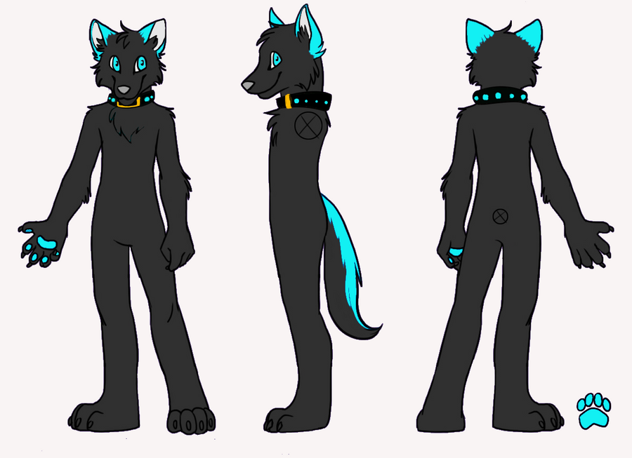 Anju ref sheet (OLD, DO NOT USE) by Fluskyy