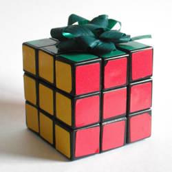 A Christmas Rubik