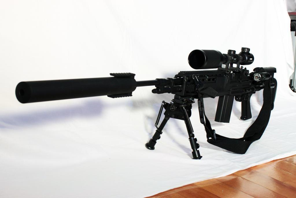 M14 EBR_10 by Xenix-be on DeviantArt M14 Ebr Airsoft