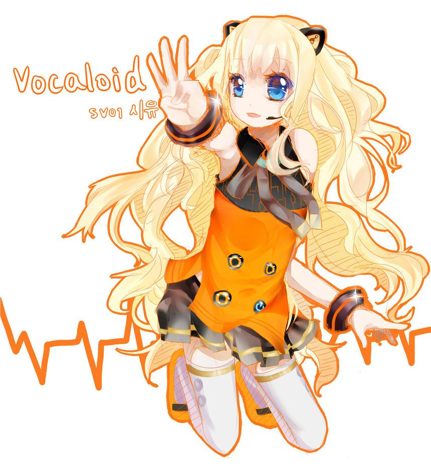 Vocaloid 3: SeeU by doremin on DeviantArt