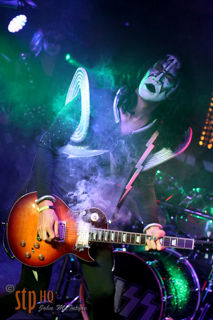 Destroyer - Scottish Kiss Tribute - Live 06 by stphq