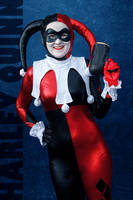 Classic Harley Quinn - Poster Edit