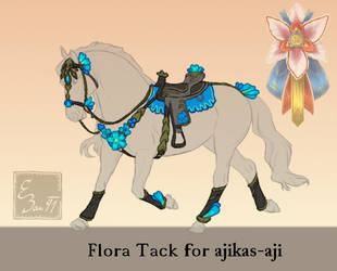 Tack - 1st place Flora Tack by BUGHS-RPGart