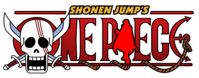 One piece logo - Shanks by Mokrosuhibrijac