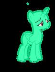 Sad base Alicorn