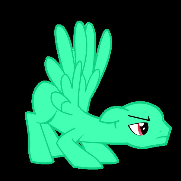 Colt Base Pegasus by Mokrosuhibrijac