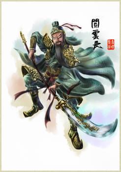 :OCFA: Guan Yu