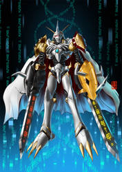 Courage and Truth Omegamon Delta