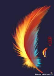 Vermilion Bird Feather Practice