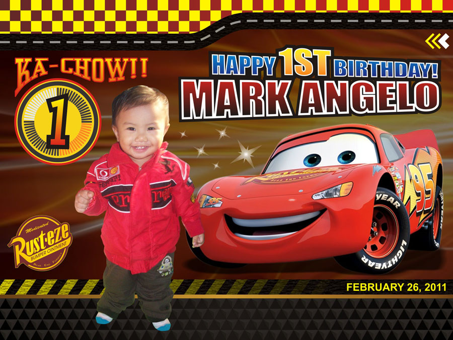 Disney Cars Invitation with amazing invitations design