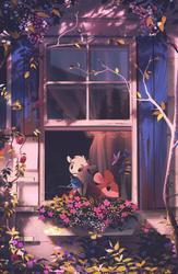 in the summer by Danfango700