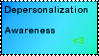 Depersonalization Awareness by Squirrelrant