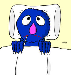 06 Sick Grover (Request) by DeadpoolFan10