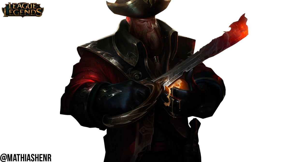 [Presente] Arribo y confrontación – ¡No te metas con piratas! League_of_legends_captain_gangplank_render_by_mathiashenr-d90bm5i