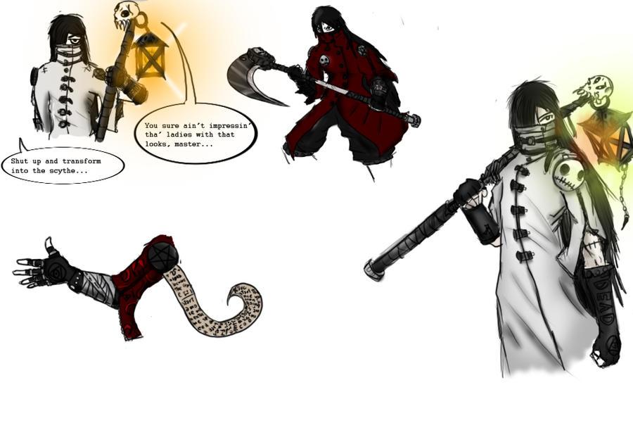 Character sheet 1 - Seth by xDeadbrainx