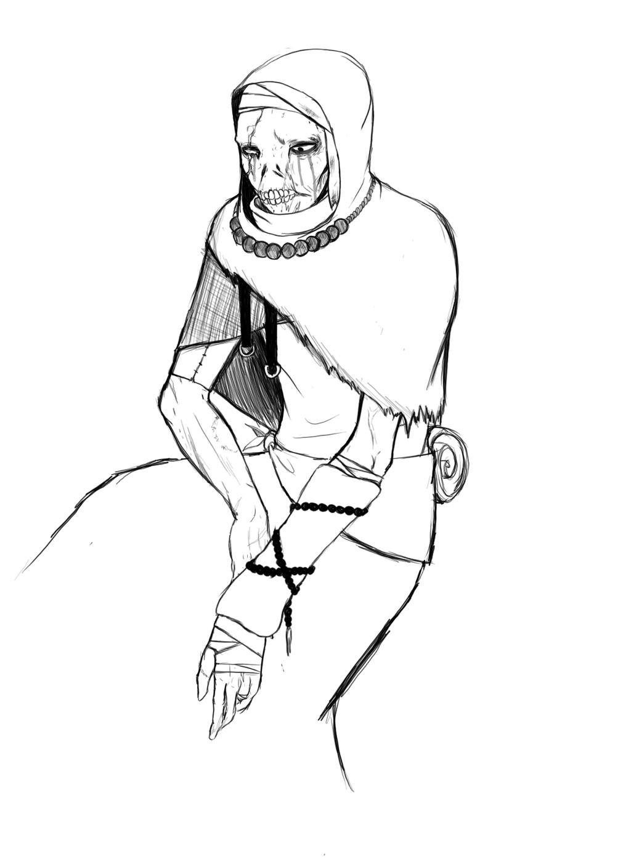 A Ghoul's Tears by xDeadbrainx