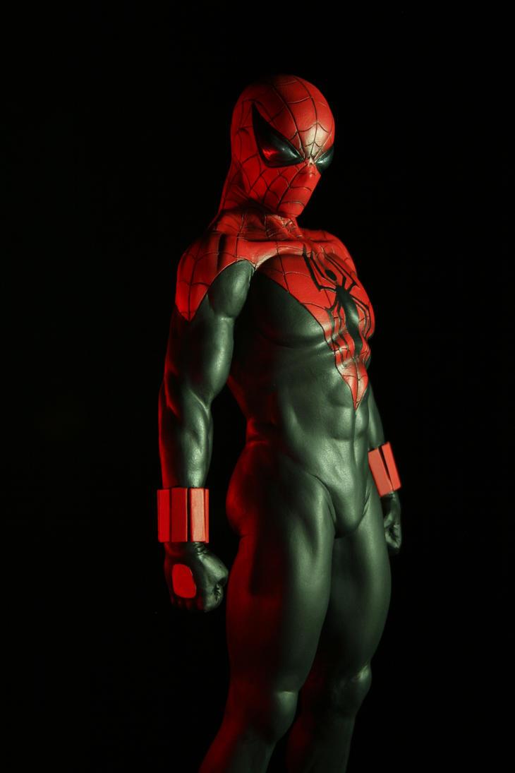 Iron Man Stealth Armor Concept Art Brohawk concept spider-man byIron Man Stealth Armor Concept Art