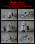 Jungle Queen Sculpt for sale