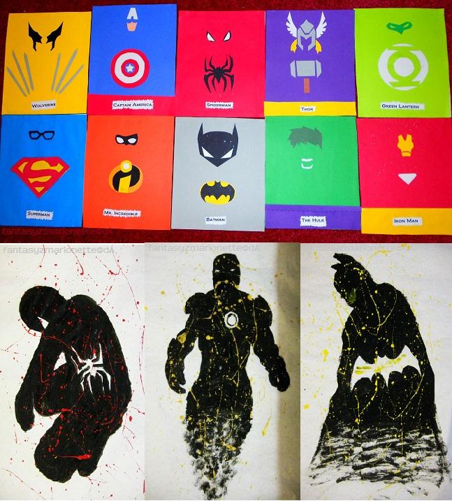 Super Hero Gala by FaNtAsYzMaRiOnEtTe