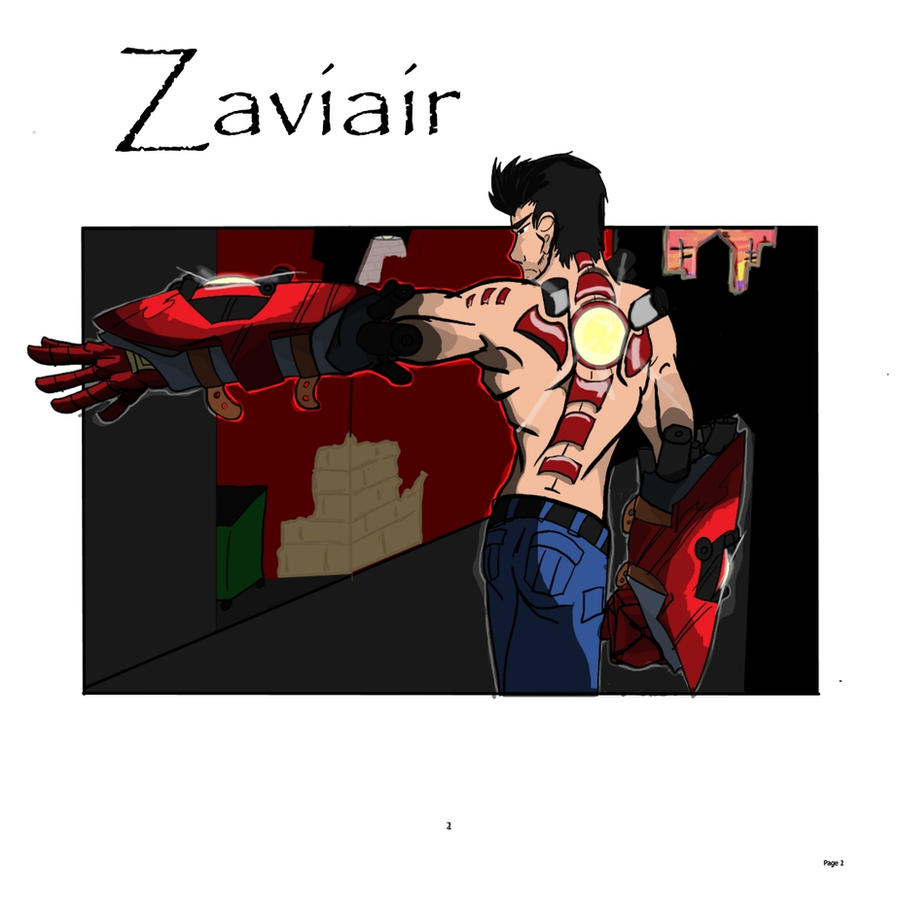 Zaviair by Aktherion