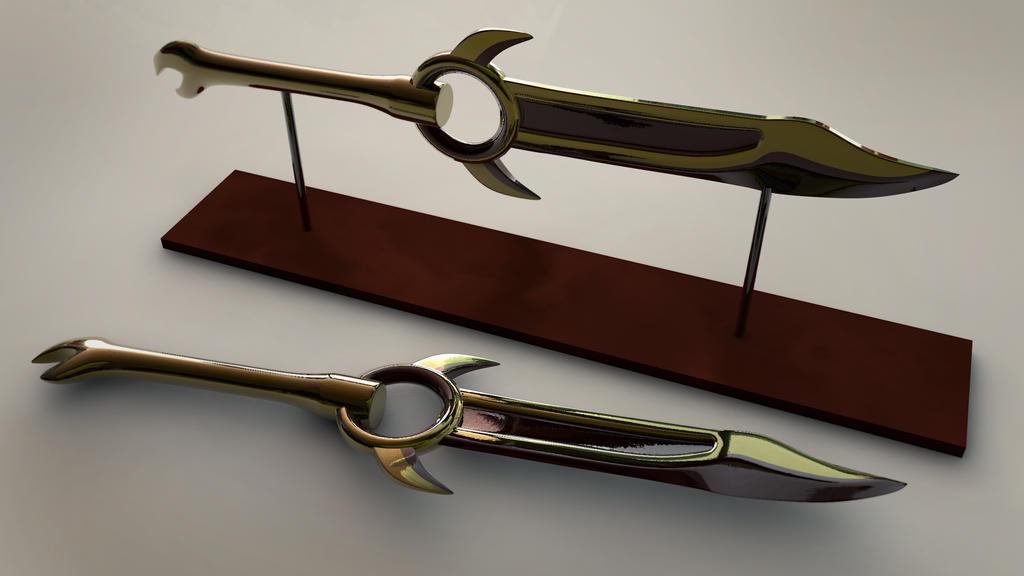 Smite Loki's dagger by HtmPaius