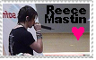 Reece Mastin Stamp by WiDoWeD-VioLeTTe