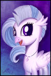 Silverstream the hippogriff