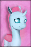 Ocellus the changeling by TheUnconsistentOne