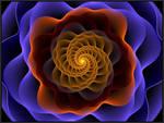 Fibonacci's Rose