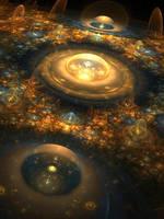 Spaceball City by ChristopherPayne