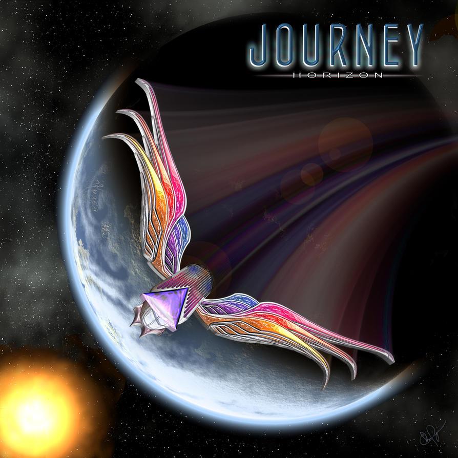 Journey - Horizon by ChristopherPayne