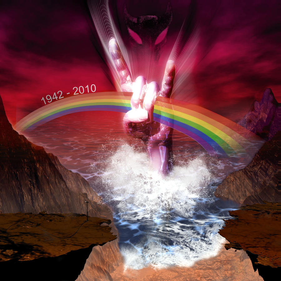 RIP - Ronnie James Dio by ChristopherPayne