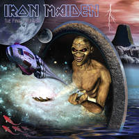 Iron Maiden - Final Frontier by ChristopherPayne