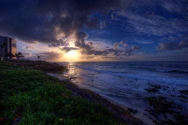 La Jolla - Sunset by ChristopherPayne