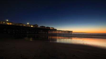 Crystal Pier by ChristopherPayne