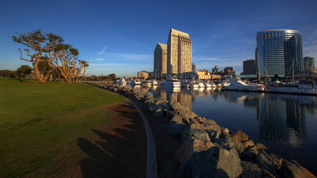 Embarcadero Marine Park by ChristopherPayne
