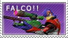 My Falco stamp by lordant-stamp