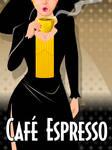 Cafe Espresso by DomNX