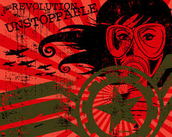 Revolution Wallpaper by DomNX