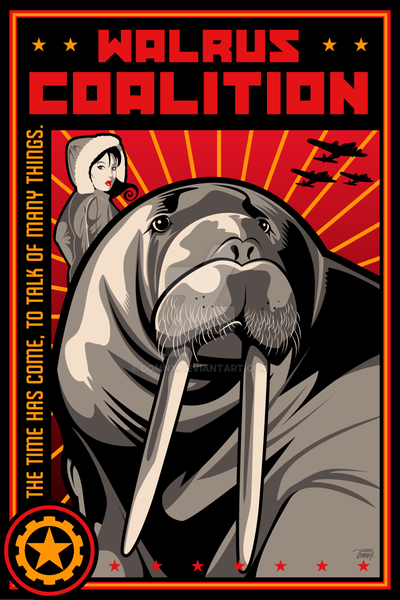 I am the Walrus by DomNX